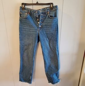 Topshop Highwaisted Jeans